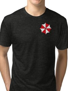 Umbrella Corp. Tri-blend T-Shirt