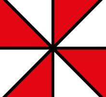 Umbrella Corp. Sticker