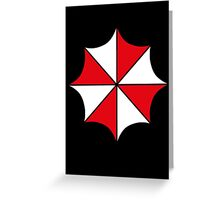 Umbrella Corp. Greeting Card
