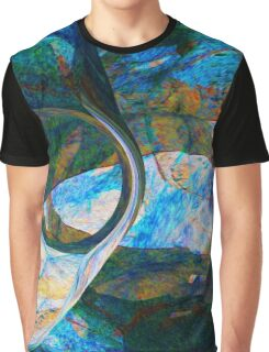 Just Looking Alien Graphic T-Shirt