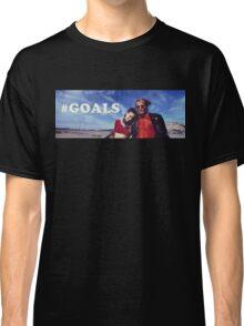 NATURAL BORN KILLERS - #GOALS Classic T-Shirt