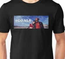 NATURAL BORN KILLERS - #GOALS Unisex T-Shirt