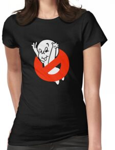 No Ghost Womens Fitted T-Shirt