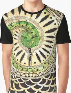 Little green snake Graphic T-Shirt
