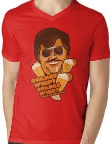 Orange Whip? Mens V-Neck T-Shirt