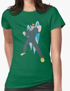 Birdman Womens Fitted T-Shirt