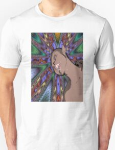 Cartoon Ecstasy Unisex T-Shirt