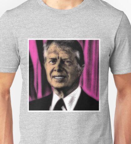PRESIDENT JIMMY CARTER Unisex T-Shirt