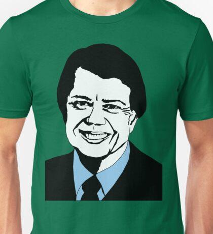 JIMMY CARTER-5 Unisex T-Shirt
