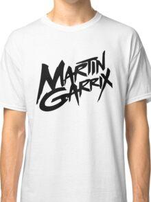 black martin garrix logo Classic T-Shirt