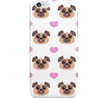 Pug Love iPhone Case/Skin