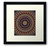 Mandala 013 Framed Print