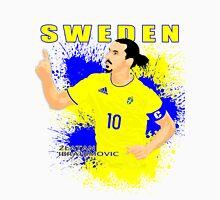 ZLATAN IBRAHIMOVIC SWEDEN, EURO 2016 Unisex T-Shirt