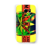 Mary Jane Lane - Leaf Samsung Galaxy Case/Skin