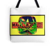 Mary Jane Lane - Leaf Tote Bag