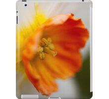 daffodil (2) iPad Case/Skin