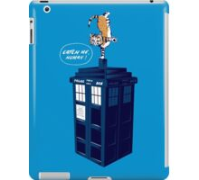 CATCH ME HUMANS iPad Case/Skin
