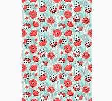 Poppy Pandas Unisex T-Shirt