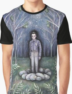 Moonless Night Graphic T-Shirt