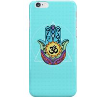 Hand of Fatima III iPhone Case/Skin