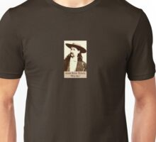 Wild Bill Hickock  Unisex T-Shirt