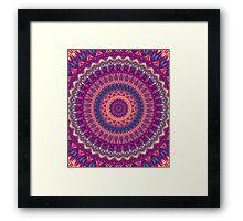 Mandala 014 Framed Print
