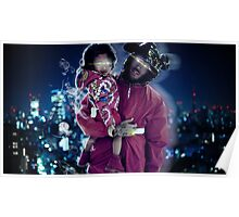 Chris & Royalty Poster