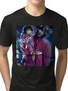 Chris & Royalty Tri-blend T-Shirt