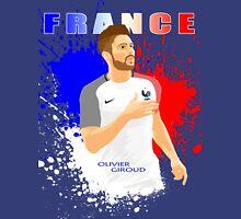 OLIVIER GIROUD FRANCE, EURO 2016 Unisex T-Shirt