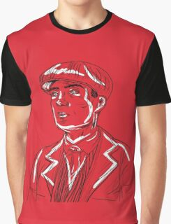 Tommy Shelby Graphic- Peaky Blinders Graphic T-Shirt