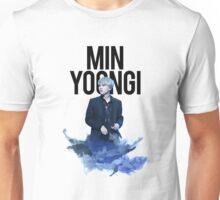 Min Yoongi Water Color Unisex T-Shirt