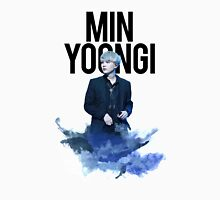 Min Yoongi Water Color Unisex T-Shirt