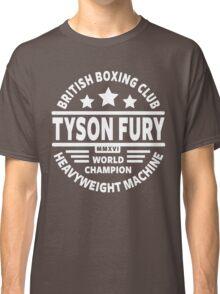 Tyson Fury Boxing Club Classic T-Shirt