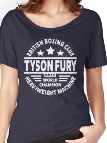 Tyson Fury Boxing Club Women's Relaxed Fit T-Shirt