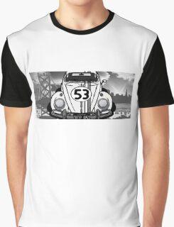 Herbie Sunrise in San Fran Graphic T-Shirt