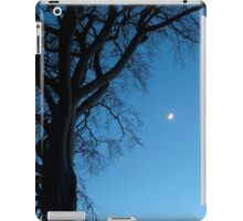 twilight tree iPad Case/Skin