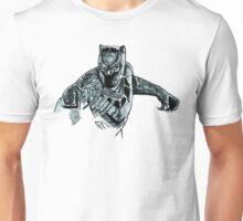 Black Panther art Unisex T-Shirt