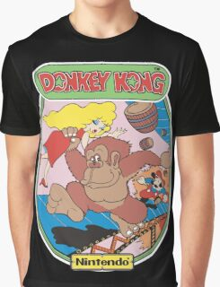 Donkey K Graphic T-Shirt