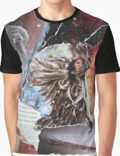 Collage Mirage Graphic T-Shirt