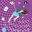 Alice's Adventures in Wonderland - illustrated by Sally Barnett by Sally Barnett