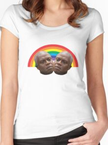 Brooklyn Nine Nine - Captain Holt Women's Fitted Scoop T-Shirt