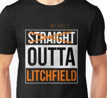Straight Outta Litchfield | OITNB Unisex T-Shirt
