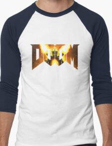 Doom new Men's Baseball ¾ T-Shirt
