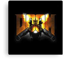 Doom new Canvas Print