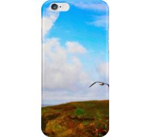 Newport Oregon - Coastal Light iPhone Case/Skin