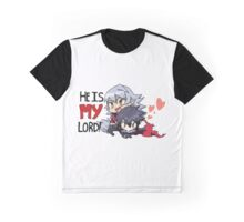 MY lord Graphic T-Shirt