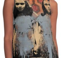 The Shining Contrast Tank