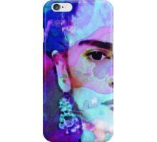 Dreaming Of Frida - Art By Sharon Cummings iPhone Case/Skin