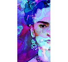 Dreaming Of Frida - Art By Sharon Cummings Photographic Print