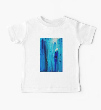 Never Alone By Sharon Cummings Baby Tee